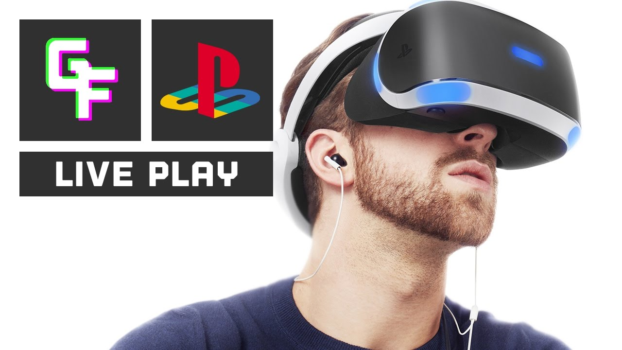 Download This is PlayStation VR! - GlitchFeed Plays