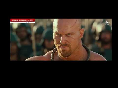 TROY   Part  Boagius Vs Achilles