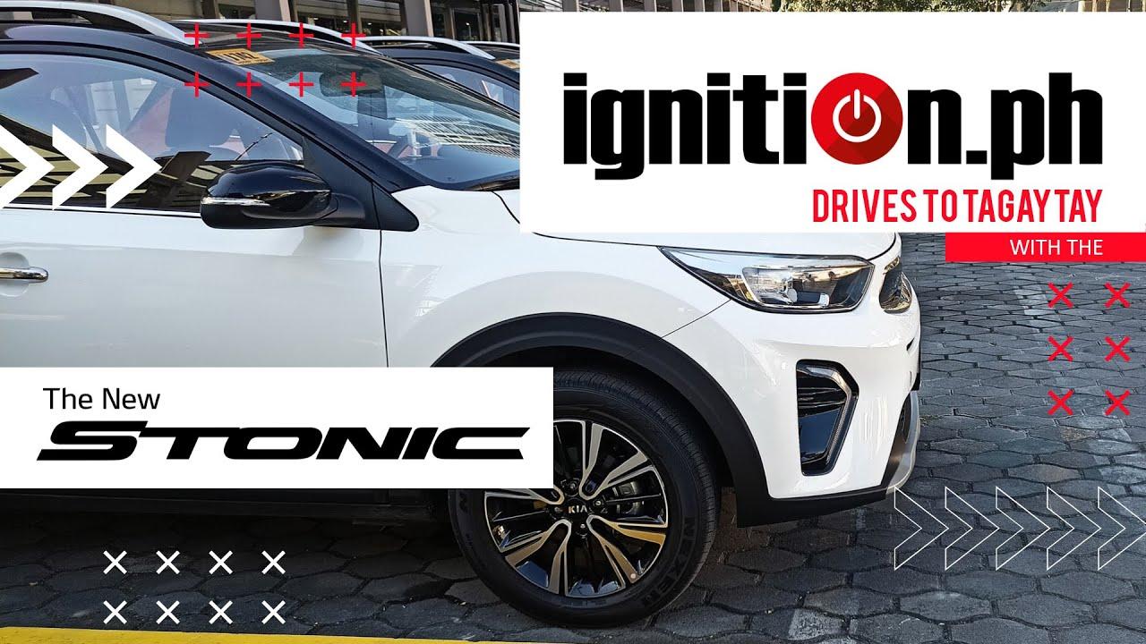 2021 Kia Stonic Drive - ignitionPH