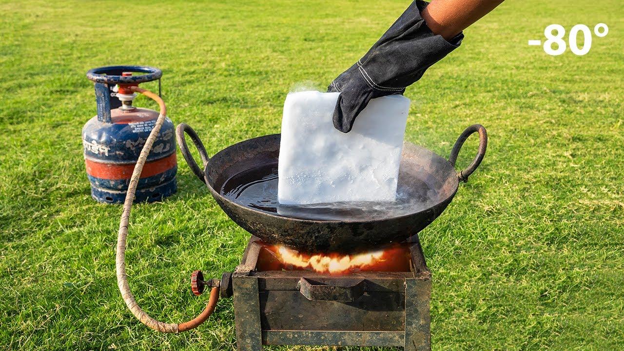 Plz Don't Put Dry Ice In Hot Water - इसने मेरे होश उड़ा दिये |
