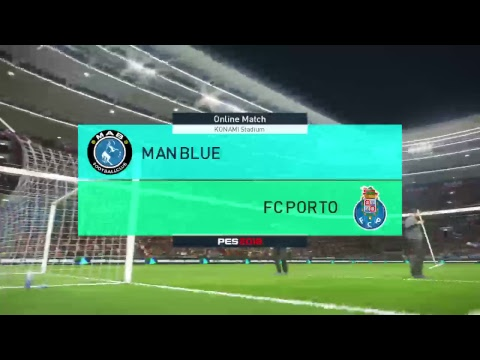 PES2018 Online Divisions #1 - Can i make it to the 6th Division?