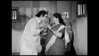 Surya Kantam Hilarious Sccene   Jeevana Tarangalu  Shoban Babu,Vanisree