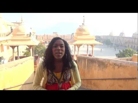 Reporting from Jaipur/Amer Fort, Rajasthan, India