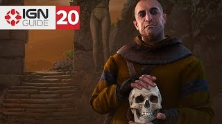 The Witcher 3: Hearts of Stone Walkthrough - ENDING: Whatsoever a Man Soweth (O'Dimm) (2/2)