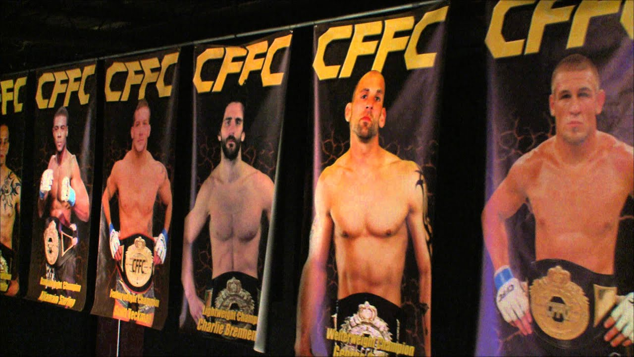 Cage Fury Fighting Championshi...