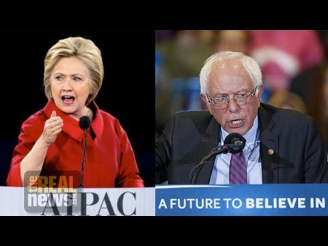 Clinton Vs. Sanders on Israel-Palestine