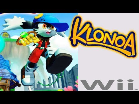 🔴 Klonoa [Nintendo Wii] Vale a pena jogar de novo !!!!