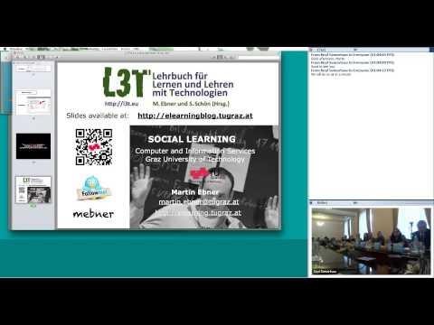 Martin Ebner on the TU Graz E-Book Strategy
