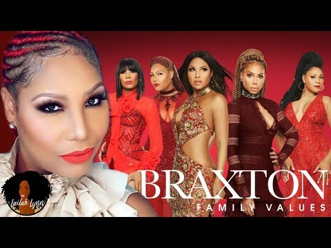 Traci Reveals Why She's NOT Siding With Her Sisters For Braxton Family Values Strike
