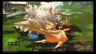 Dragon's Prophet Asuma's Mirage Ranger Solo Hard(ドラゴンズプロフェット スーマ激戦ソロレンジャー)ver.1