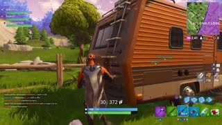 Fortnite CZ\SK-Anomalie in Lonely? Or a bug?