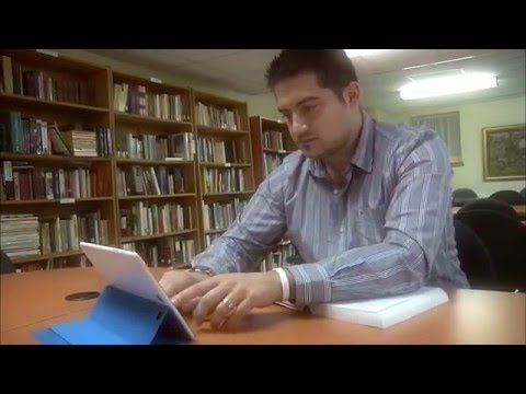 Ce Syrien qui nous «sauve la peau» (Residencia universitaria del Opus Dei en Canadá)