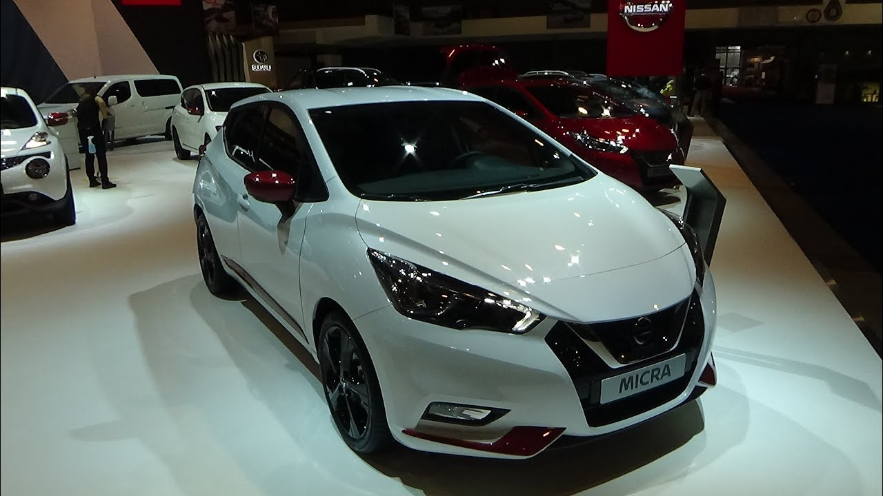 Santa Fe Ford >> 2018 Nissan Micra N-line - Exterior and Interior - Auto Show Brussels 2018 - YouTube