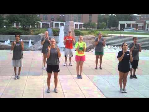 KFRX Tuition Mission 2011 - Husker Cheerleader Challenge