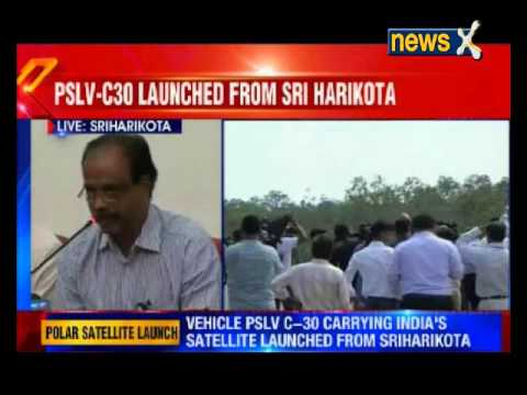 Indian Space Research Organisation ( PSLV) carrying Astrosat launched successfully