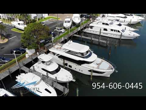 Grande Yachts in Harbor Town Dania Beach