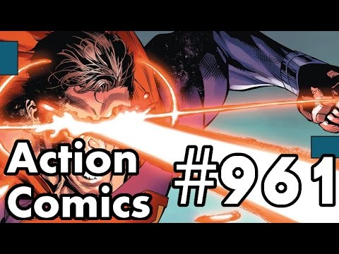 Action comics #961.  Path To Doomsday.