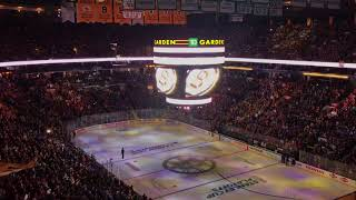 Boston Bruins 2018 Playoff Intro 4/14/18