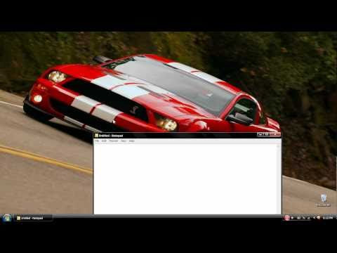 How To Edit Boot Up Programs Windows Vista