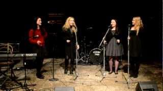 VHK Vabalava 2012S-Tüdrukute Kvartett