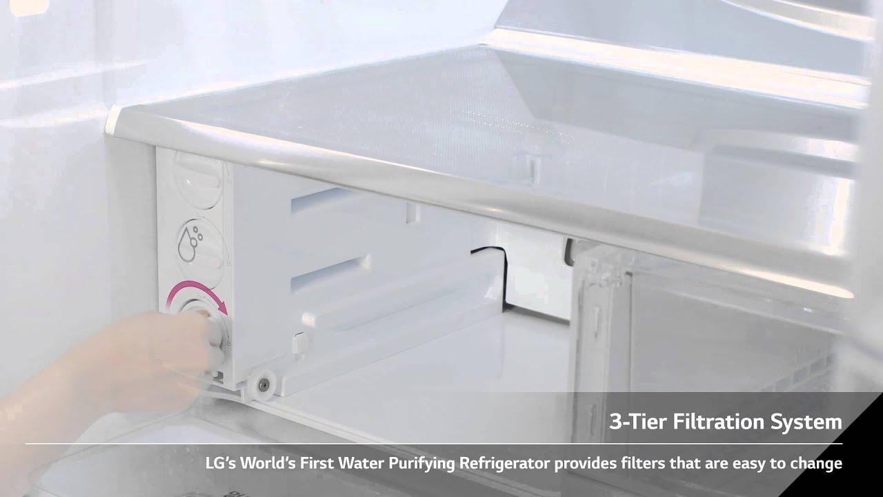 LG 3-Tier Filtration™ System
