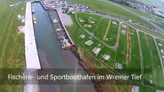 Unsere Nordseeküste - Von Bremerhaven nach Wremen  by BollyFly