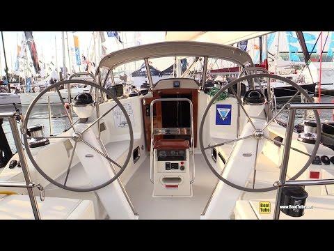 2015 Blue Jacket 40 Sailing Yacht - Walkaround - 2015 Annapolis Sail Boat Show