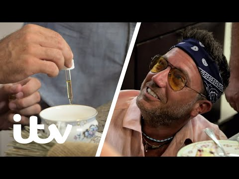 Gordon, Gino & Fred Try THC Infused Food In San Francisco | Gordon, Gino & Fred: American Road Trip