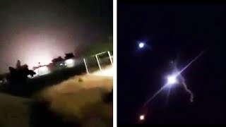Iran releases video of missile attacks on US bases in Iraq