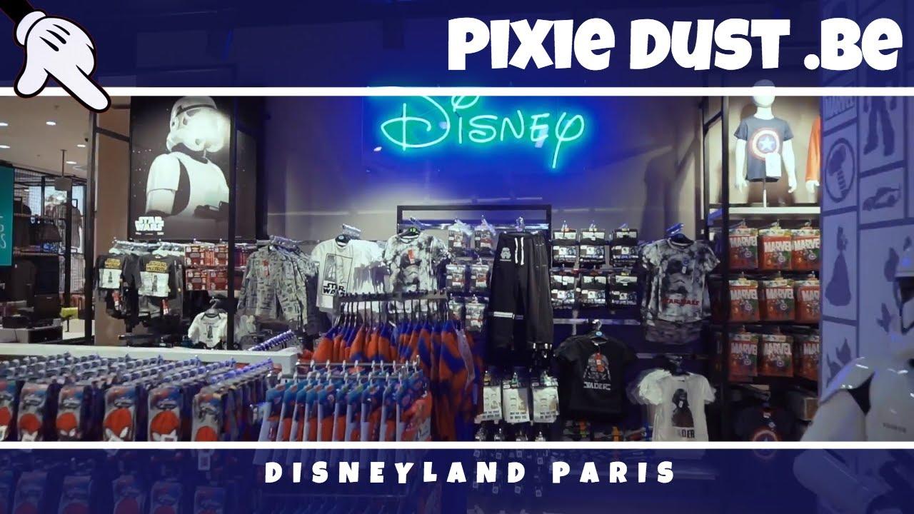 disney at primark disneyland paris official presentation val d 39 europe youtube. Black Bedroom Furniture Sets. Home Design Ideas