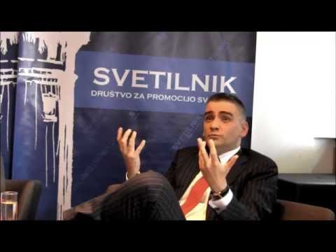 Hayekov dan 2014, Bernard Brščič o liberalizmu v Sloveniji