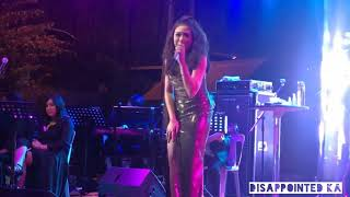 Morissette Amon's rendition of I'll Never Love Again-Lady Gaga
