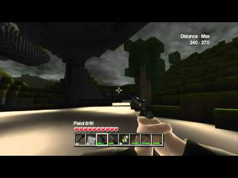 Castle Miner Z (Minecraft Guns) S2E6- Bloodstone