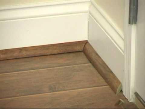 Door Frame How To Install Laminate Around Door Frame