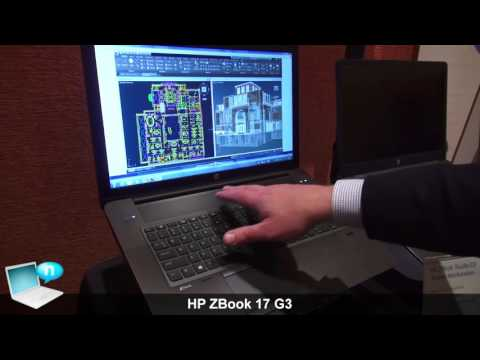 Hp Zbook 17 G3 Youtube