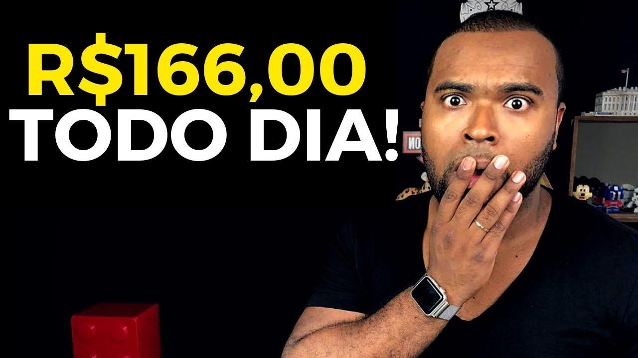 HOTMART - PASSO A PASSO PRA GANHAR R$ 166,00 TODOS OS DIAS NA INTERNET |TIAGO FONSECA
