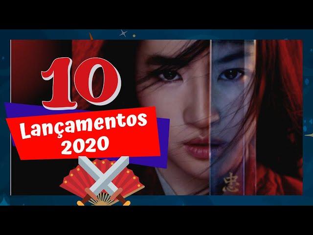 10 filmes DISNEY para 2020 🎥🎞