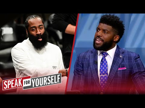Rushing James Harden back is very risky and an indictment on KD — Acho   NBA   SPEAK FOR YOURSELF