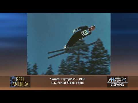 """Winter Olympics"" (1960) U.S. Forest Service Film Preview"