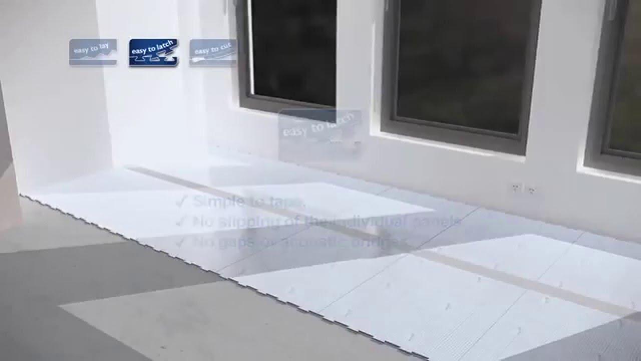 Shaw Floors Selitac Underlayment For Hardwood Laminate