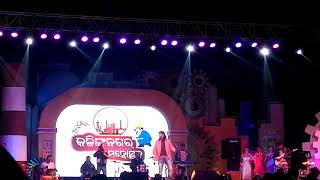 Rituraj Mohanty on stage