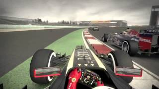 F1 2012 Gameplay Trailer (PC Game HD)