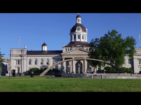 Kingston, Canada Is A Film Friendly City