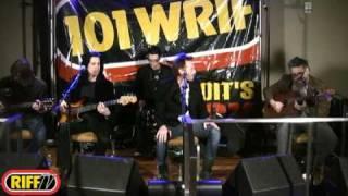 Scott Weiland - Atlanta - 101 WRIF Detroit