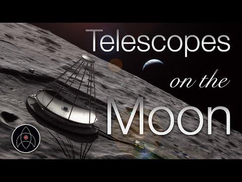 Telescopes on the Moon