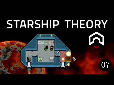 Starship Theory - (Ship Building Survival Game) - Part 7