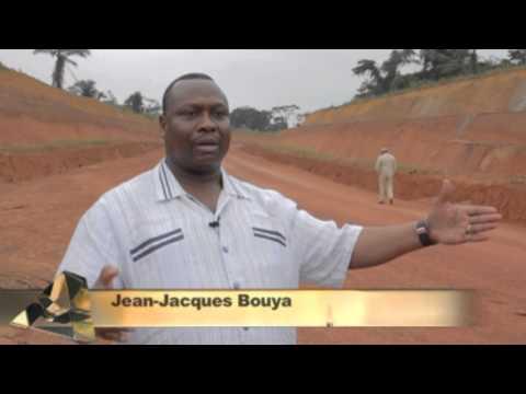 Les Grands Travaux au Congo (Aout 2011) - Partie 2 - Africa Works / Voxafrica