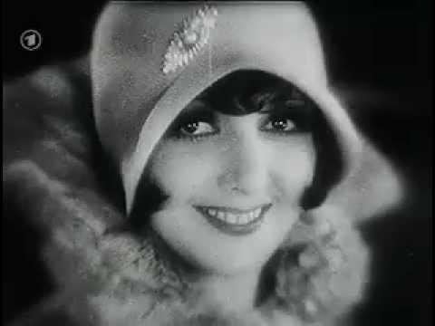 Asphalt (Joe May, 1929) -- The Beauty of Betty Amann