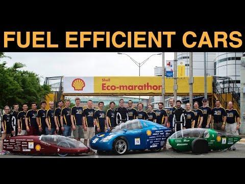 Fuel Efficient Cars - Shell Eco-marathon