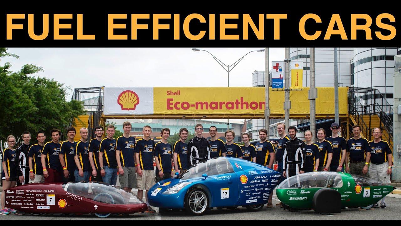 fuel efficient cars shell eco marathon youtube. Black Bedroom Furniture Sets. Home Design Ideas